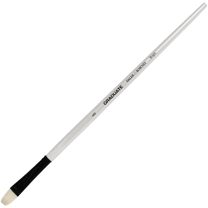 Graduate Bristle Bright 6 Long Handle