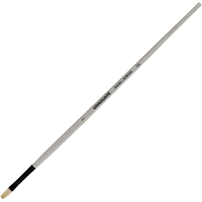 Graduate Bristle Flat 1 Long Handle