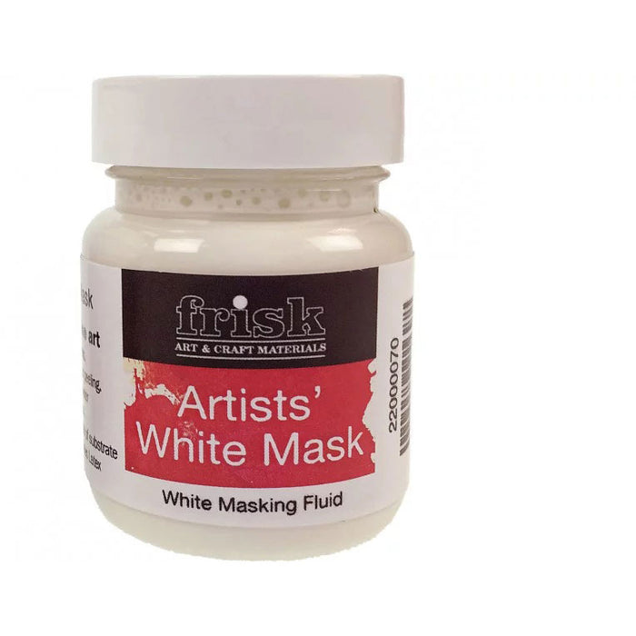Artcoe White Mask Masking Fluid 60ml