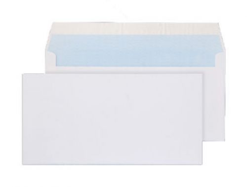 Everyday White P&S Wallet DL 110X220 100gsm Pack 50
