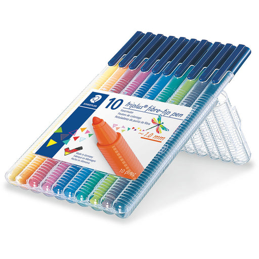 Triplus Colour Pens Desk Top Bx10