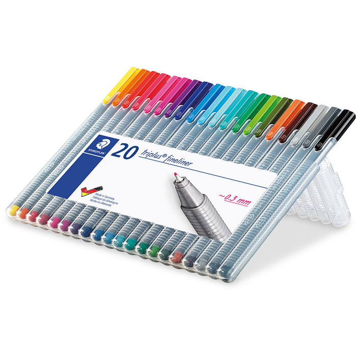 Triplus Fineliner Case Of 20
