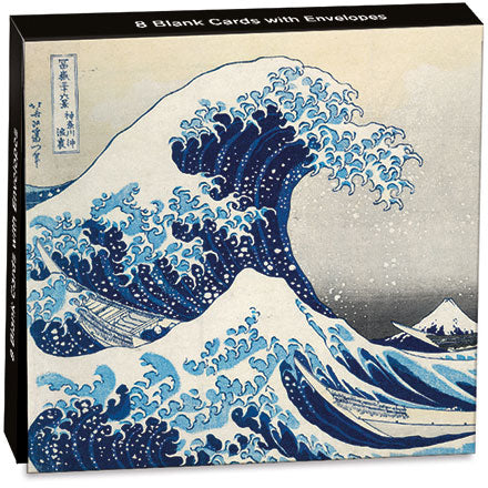 The Great Wave Notelets