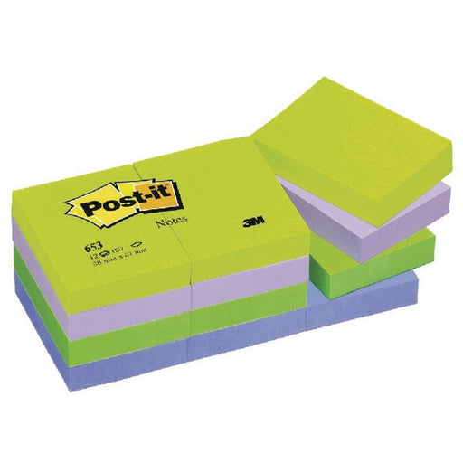 Post-it Notes 38 x 51mm Dream Colours 653MT