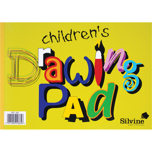 Childrens Drawing Pad