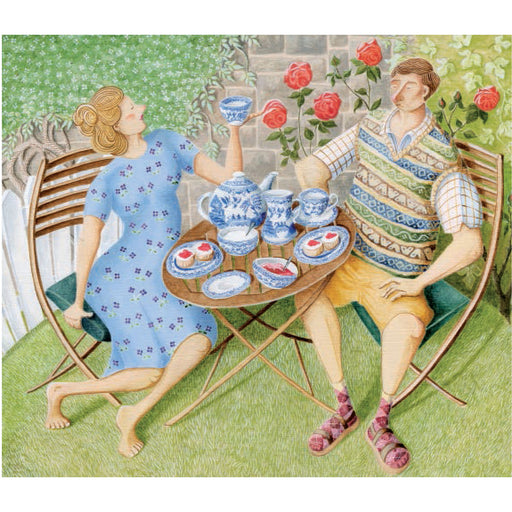 Lucy Howard - Cream Tea