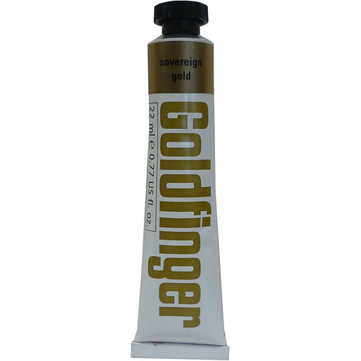 22ml Goldfinger Sovereign Gold