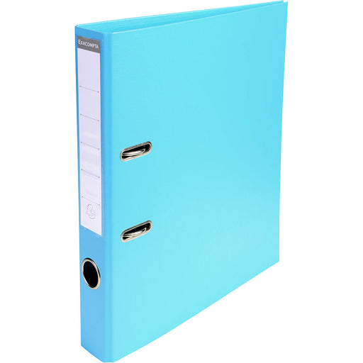 Lever Arch File A4 50mm Light Blue