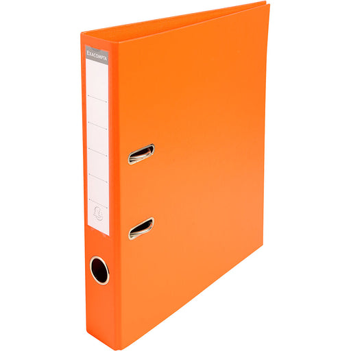 Lever Arch File A4 50mm Orange
