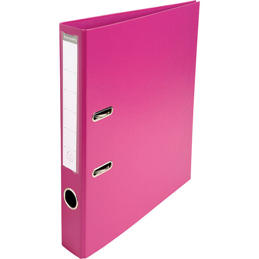 Lever Arch File A4 50mm Spine Fuchsia