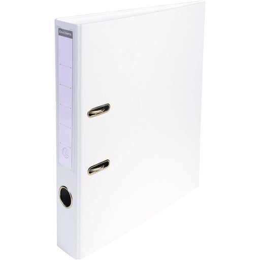 Lever Arch File A4 50mm White