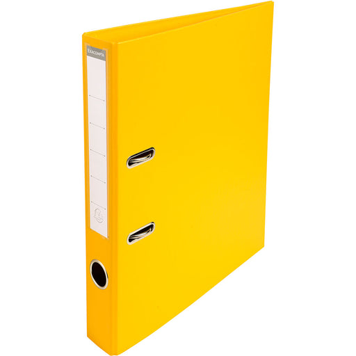 Lever Arch File A4 50mm Spine Yellow