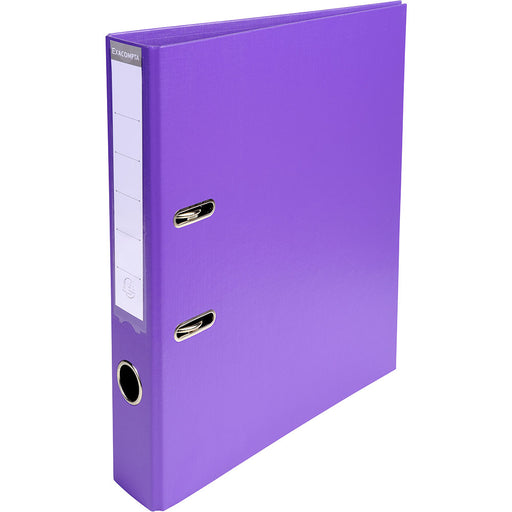 Lever Arch File A4 50mm Spine Purple