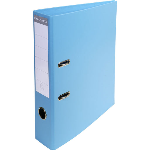 Lever Arch File A4 70mm Light Blue