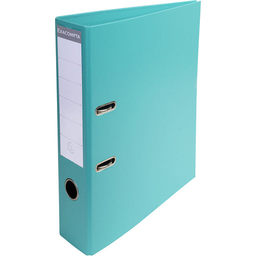 Lever Arch File A4 70mm Light Green