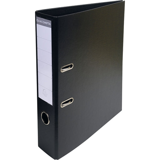 Lever Arch File A4 70mm Black