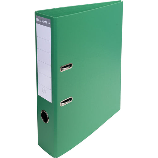 Lever Arch File A4 70mm Green
