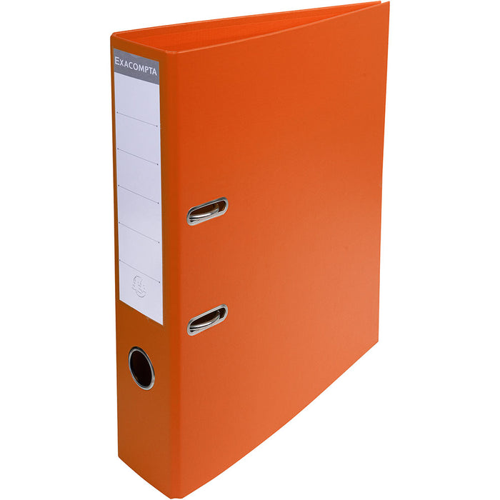 Lever Arch File A4 70mm Orange