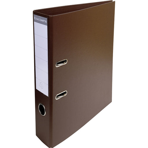 Lever Arch File A4 70mm Brown