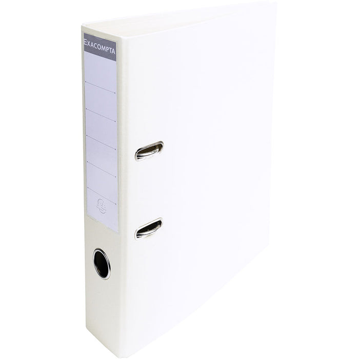 Lever Arch File A4 70mm White