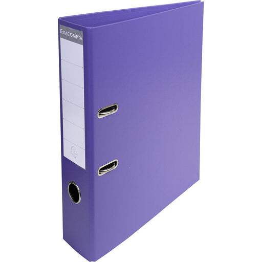 Lever Arch File A4 70mm Violet