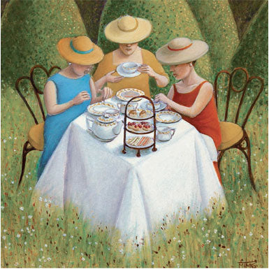 Marcelle Milo Gray - Organic Afternoon Tea