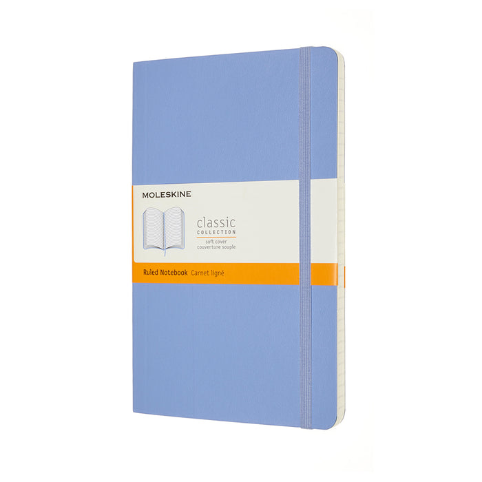 Moleskine Softcover Notebook Large Ruled