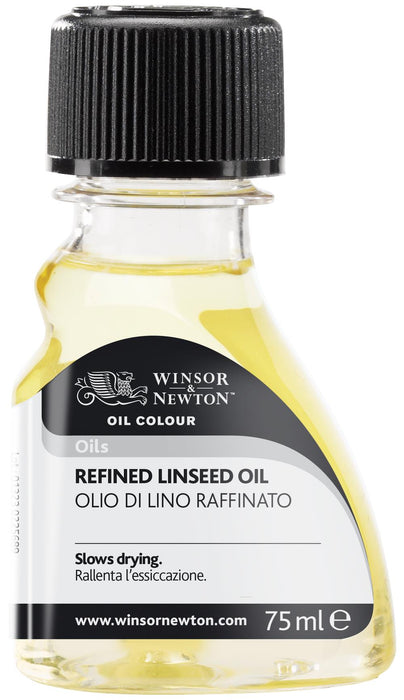 75ml Refined Linseed Oil