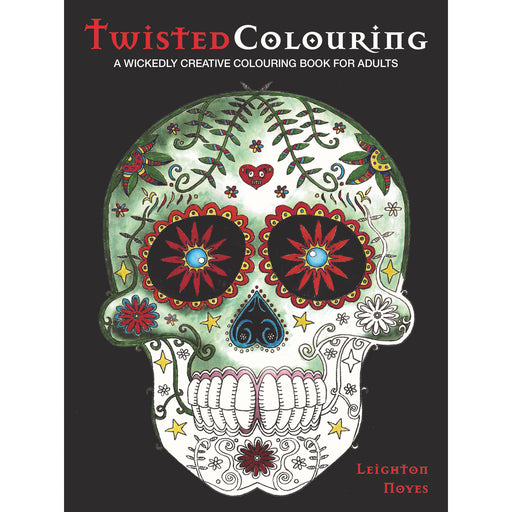 Twisted Colouring by Leighton Noyes