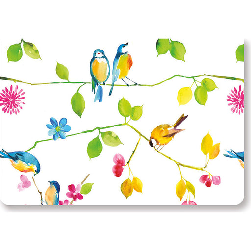 Note Card Watercolor Birds