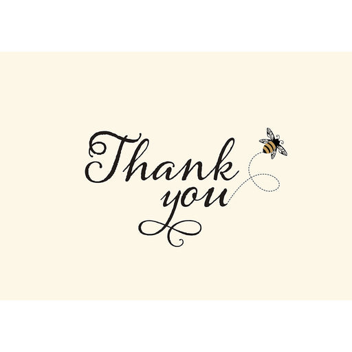 Bumblebee Thank You Notes