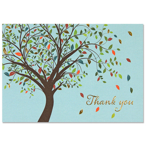 Thank You Note Tree Of Life