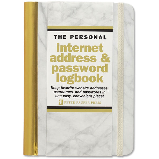 Journal Internet Organizer  Marble