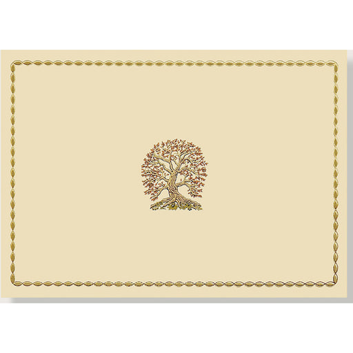 Note Card Tree Of Life