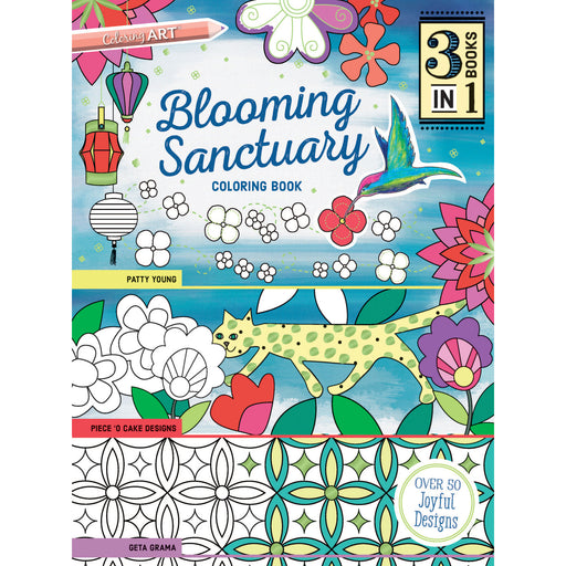 Blooming Sanctuary by Greta Grama & Patty Young