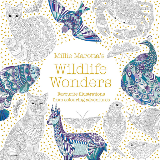 Millie Marotta's Wildlife Wonders by Millie Marotta