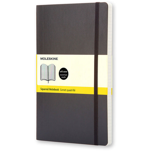 Moleskine Squared Notebook Colemans