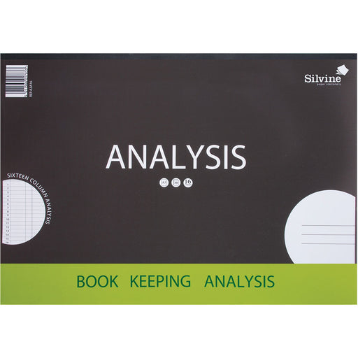 Analysis Pad 16 Columns A3