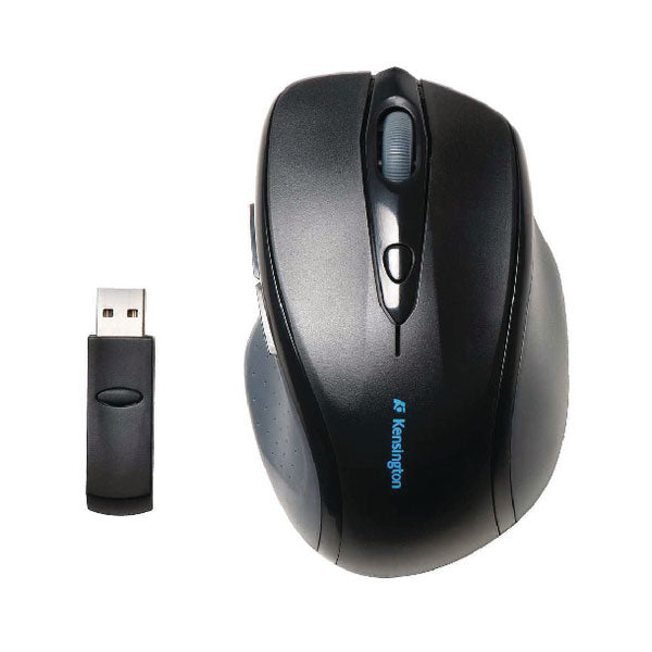 Kensington Pro Fit Wireless Full-Size Mouse Black K72370EU