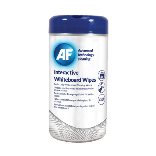 AF Interactive Whiteboard Wipes AWBW100T