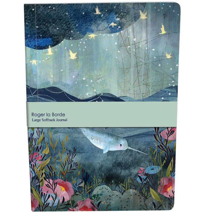 Sea Dreams Large Softback Journal