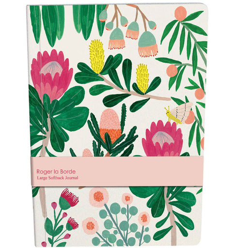 King Protea Large Softback Journal