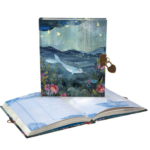 Sea Dreams Lockable Notebook