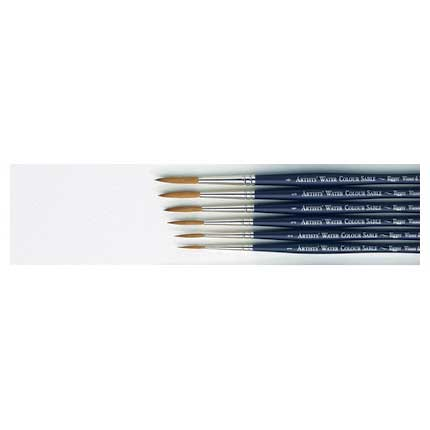 Winsor & Newton Artists Sable Rigger 4
