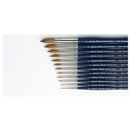 Winsor & Newton Artists Sable Round 00