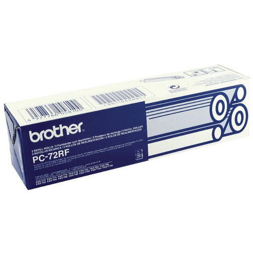 Brother Thermal Transfer Ink Ribbon PC72RF