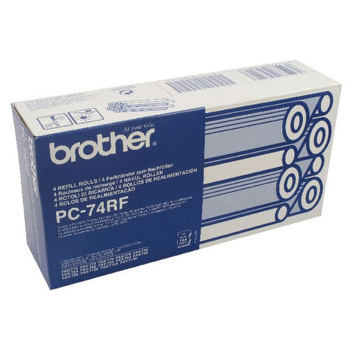 Brother Thermal Transfer Ink Ribbon PC74RF