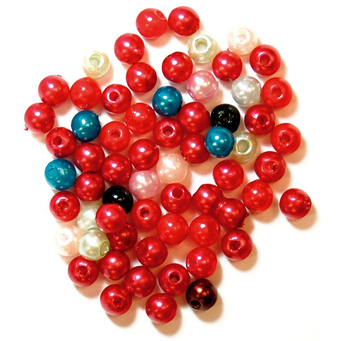 Pearls 4mm: Multi