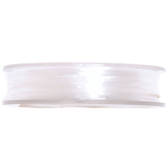 Spandex Elastic 5mx0.4mm: White