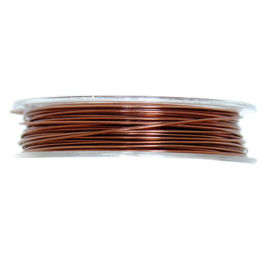 Brass Wire 5mx0.5mm: Bronze